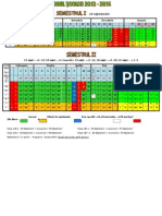 Calendar Scolar 2013-2014 x