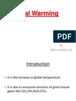 Global Warming2003