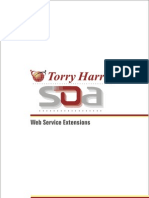 Web Service Extensions | Torry Harris Whitepaper