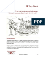 BPM - The Soft Science of Change | Torry Harris Whitepaper