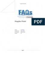 iSupplier Portal FAQs - Oracle Documents.pdf