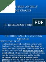 Revelation's First Beast