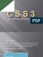 Belajar Css3