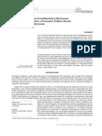 La Ciudania en Las Constituciones Mexicanas Del s Xix