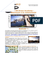 AR.Drone Academy Android (FR)