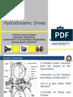 Hydrodynamic Drive Unit -2