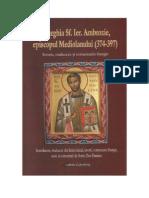 Liturghia Sfântului Ierarh Ambrozie, episcopul Mediolanului