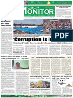CBCP Monitor Vol. 17 No. 20