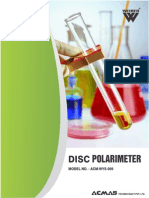 Disc Polarimeter