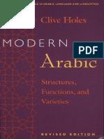 Modern Arabic - Holes