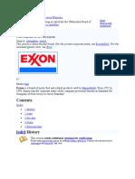 Exxon Scandal