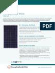Hanwha SolarOne's SF220.pdf