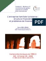 l'Entreprise Familiale Tunisienne