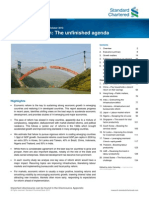 Standard Chartered Special Report_The Unfinished Agenda