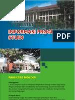 Profil Program Studi