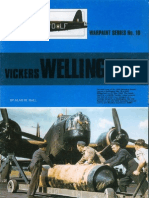 (Warpaint Series No.10) Vickers Wellington