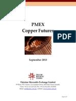 PMEX Copper Report