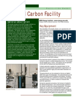 Activated Carbon Facilities
