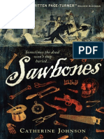 Sawbones by Catherine Johnson - Sample Chapter