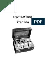 PDF Products Cropico Manuals CF6 Handbook
