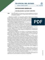 BOE CFGS curriculum Mecatrónica