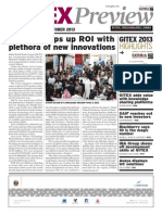 Gitex Preview 2013