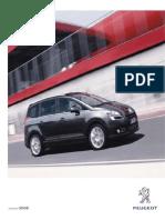 Peugeot 5008 PDF