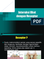 Interaksi Obat dengan Reseptor.ppt