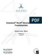 Revit Structure 2014 Fund METRIC