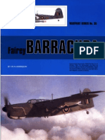 (Warpaint Series No.35) Fairey Barracuda