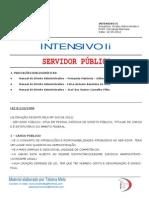 08 - 12-06-12 - SERVIDOR PÚBLICO - LEI 8.112