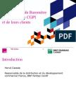 Baromètre 2013 du marché des CGPI et de leurs clients