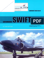 (Warpaint Series No.58) Supermarine Swift and Type 535