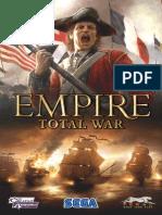 Empire Total War Manual