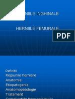 HERNIILE INGHINALE