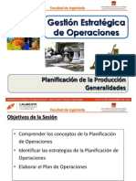 T3.1 GEO - UPN - Planificación de la Producción - Generalidades