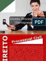 Pós-graduação em Direito Processual Civil (Semipresencial) - Grupo Educa+ EAD