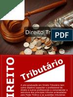 Pós Direito Tributário -  Grupo Educa+ EAD