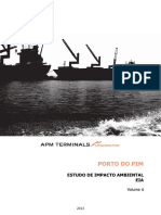 EIA Porto Do PIM - Volume 6