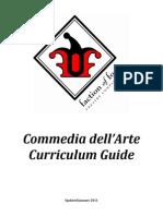 Curriculum Guide 2011
