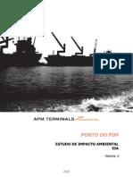 EIA Porto Do PIM - Volume 3