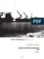 EIA Porto Do PIM - Volume 4