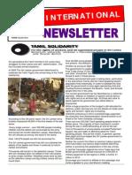 International Newsletter Summer2013