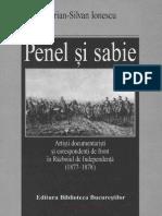 Penel şi sabie. Artişti documentarişti şi corespondenţi de front în Războiul de Independenţă 1877-1878