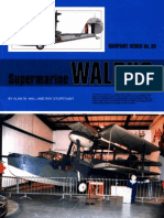 (Warpaint Series No.38) Supermarine Walrus