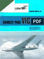 (Warpaint Series No.36) Handley Page Victor