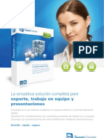 Team Viewer Brochure en Español