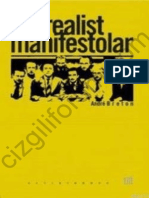 Andre Breton Sürrealist Manifestolar