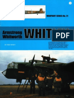 (Warpaint Series No.21) Armstrong Whitworth Whitley