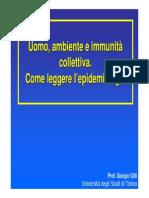 Uomo ambiente e immunità collettiva_come leggere l'epidemiologia